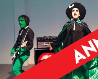 ANNULÉ | La Poison + The Buns