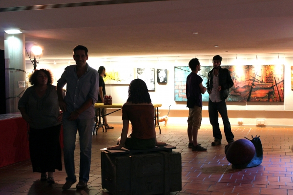 ArtCade Inauguration-vernissage BlockParty Foix 050917 (1)
